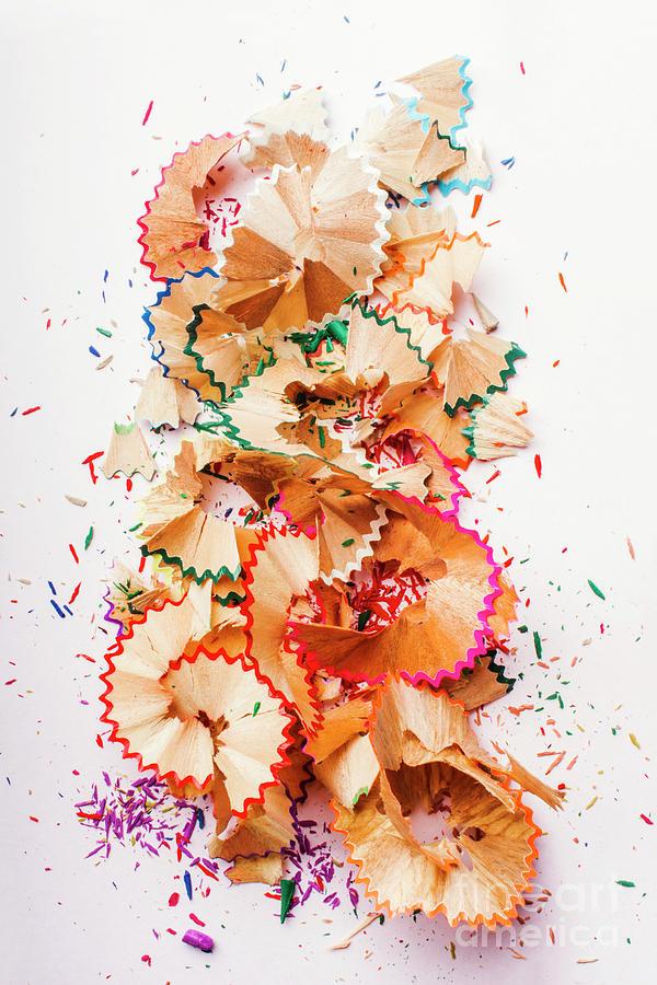 School Photograph - Creative Mess by Jorgo Photography - Wall Art Gallery