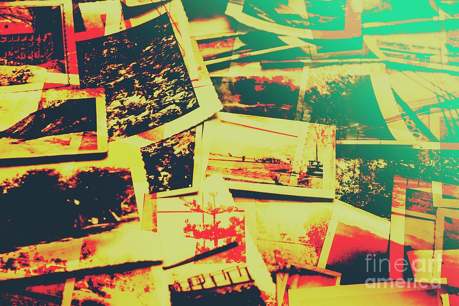 Retro Photograph - Creative Retro Film Photography Background by Jorgo Photography - Wall Art Gallery