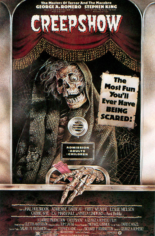 1980s Movies Photograph - Creepshow, 1982 by Everett