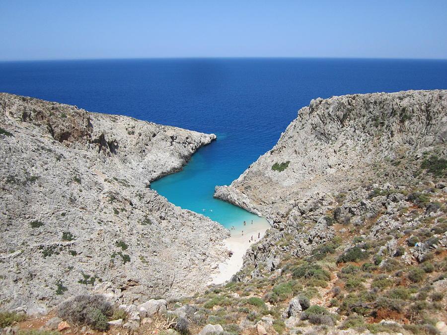 Greece Photograph - Crete by Barbara Jonca