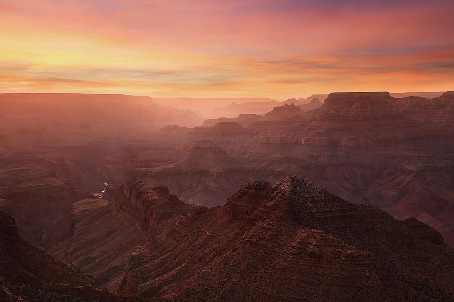 Arizona Photograph - Crimson Canyon by Adam Schallau