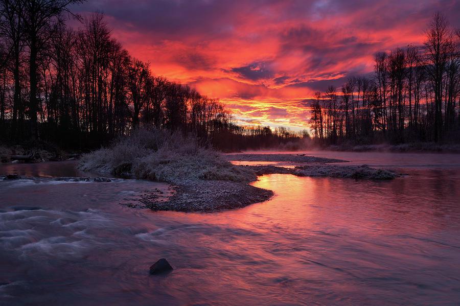 Sage Island Sunrise by Andrew Kumler