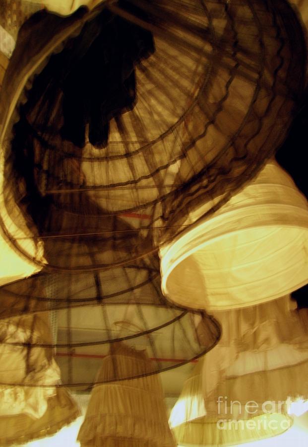Theatre Photograph - Crinolines by Ze DaLuz