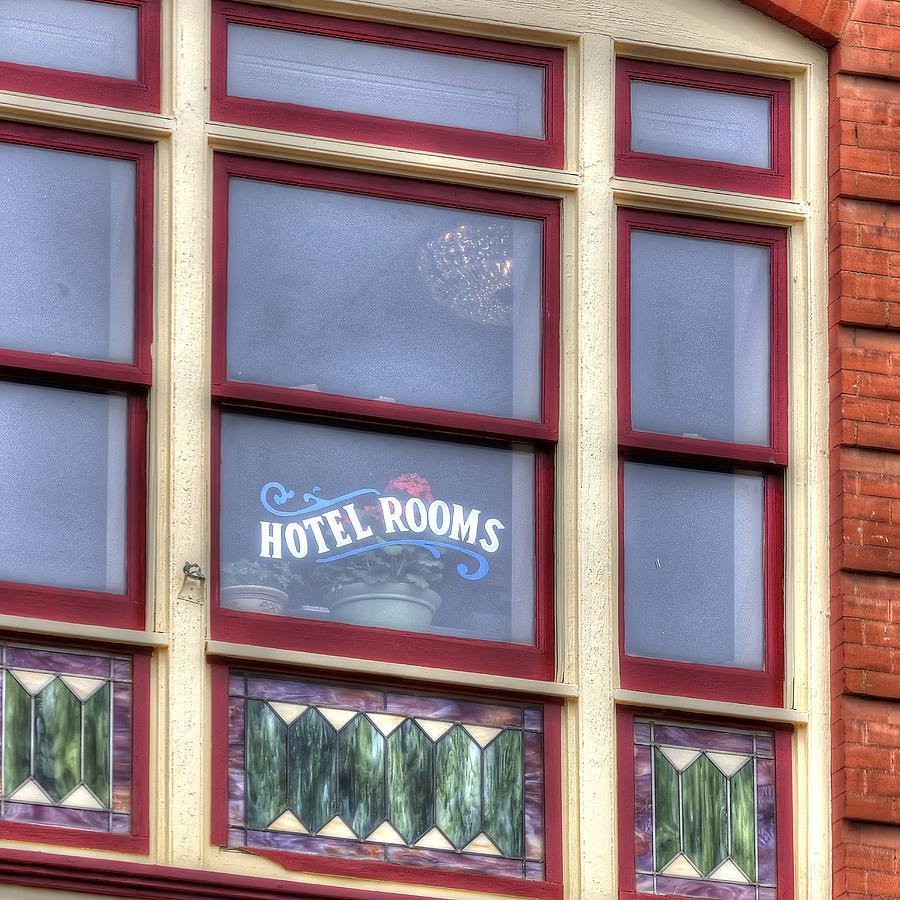 Cripple Creek Hotel Rooms 7880 Photograph