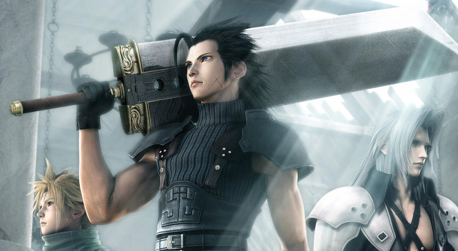 Image result for Crisis Core: Final Fantasy VII
