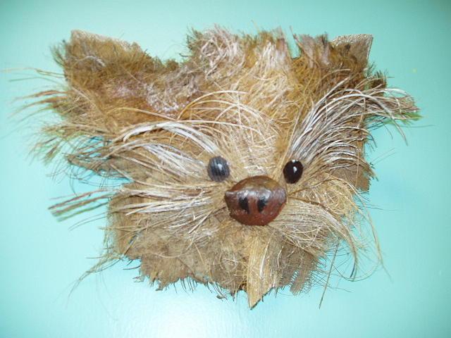 Critter Mixed Media by Ellen Burns