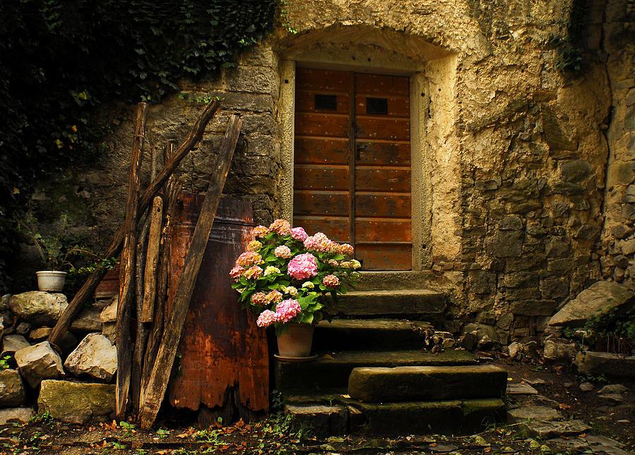 Croatia Photograph - Croatian Stone House by Don Wolf