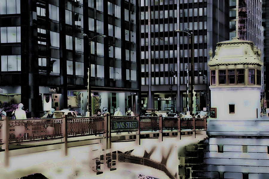 Crossing Adams by Bruce Richardson