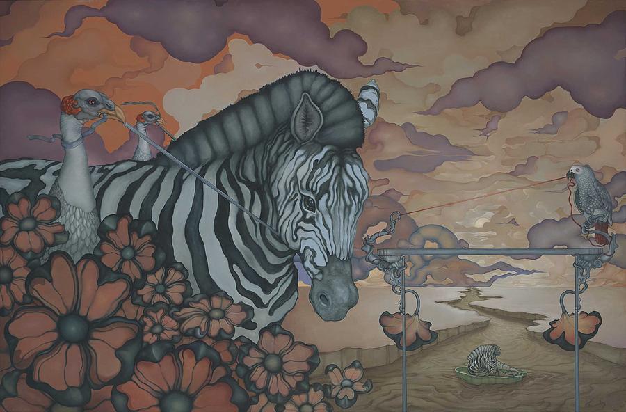 Crossing The Mara by Andrew Batcheller