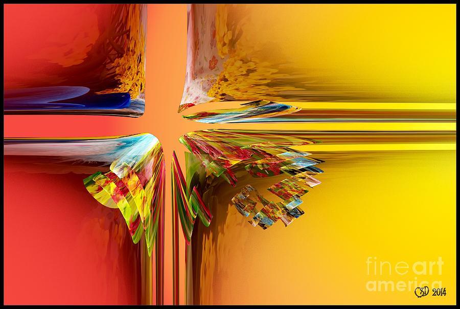 Crossings Digital Art