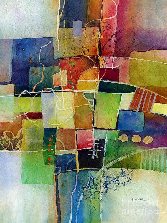Crossroads 2 Painting