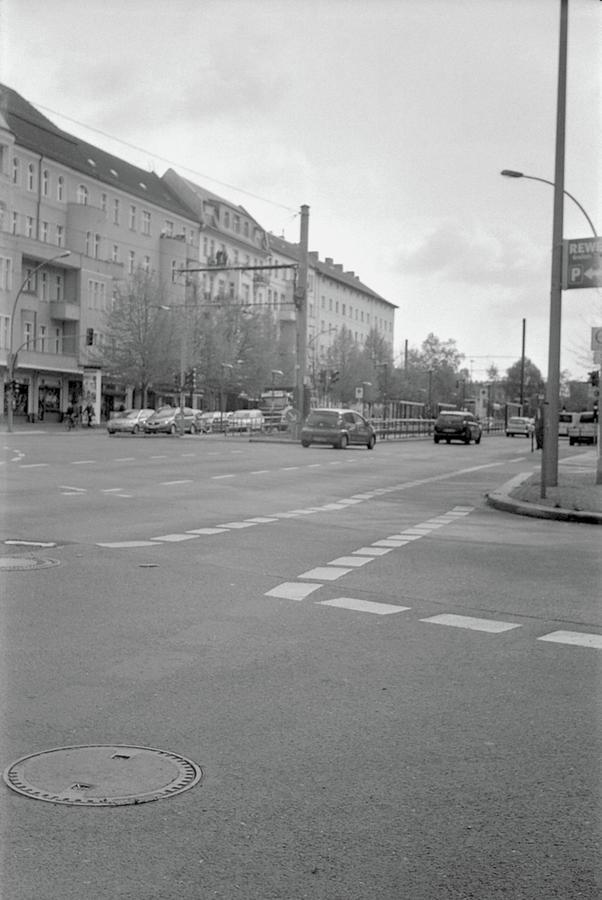 Crossroads Photograph - Crossroads in Prenzlauer Berg by Nacho Vega