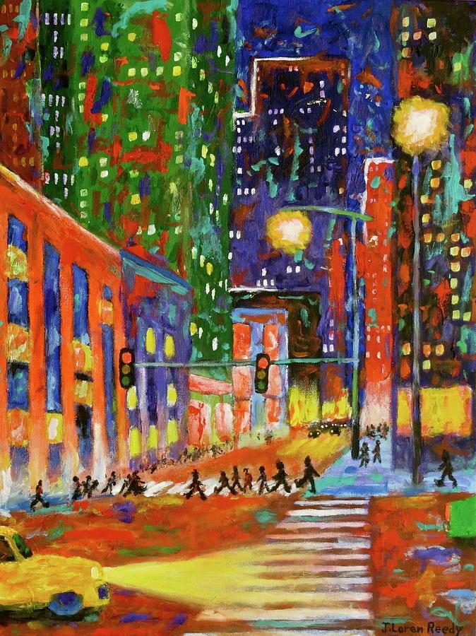 Crosswalk by J Loren Reedy