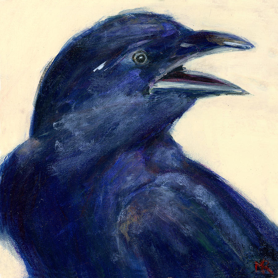 Crow by Michelle Reeve