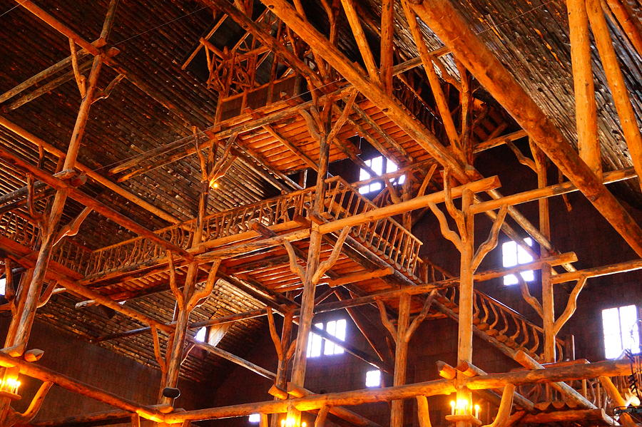 Architecture Photograph - Crows Nest by Beth Collins