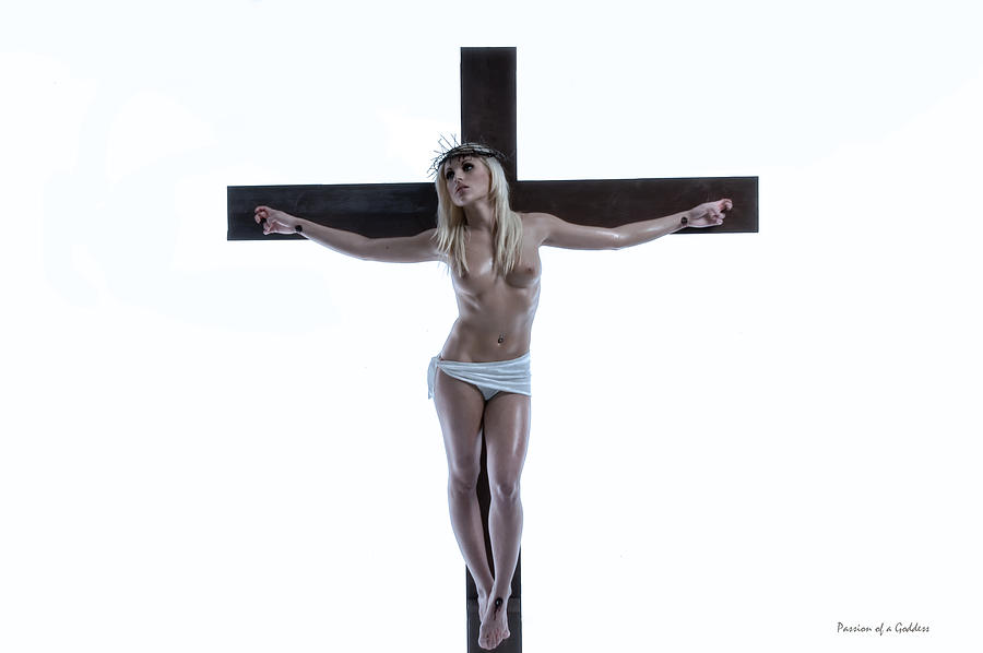 Bdsm female crucifixion