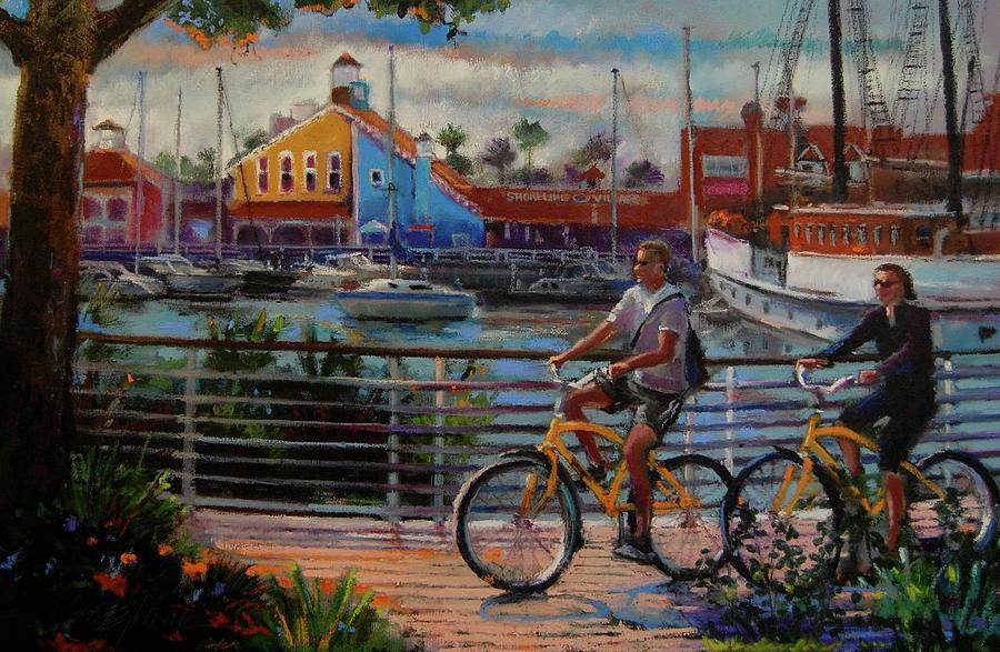 Cruisin' The Boardwalk by BJ Lane
