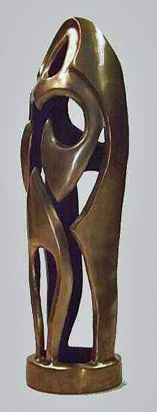Sculpture Sculpture - Crusader by Pete Wroblewski