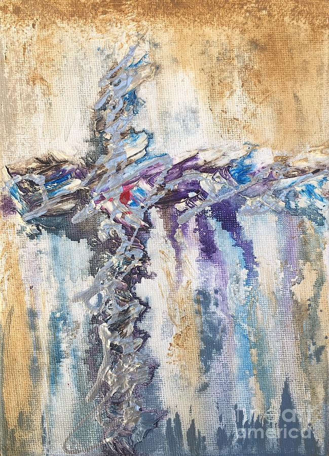 Crux 5 by Linda Cranston