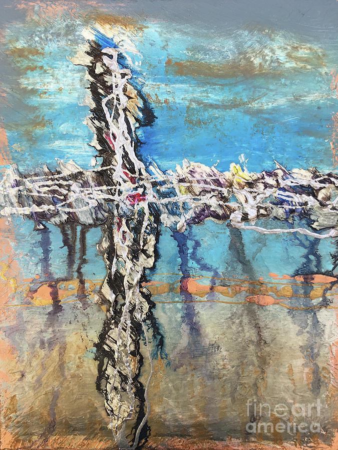 Crux 6 by Linda Cranston