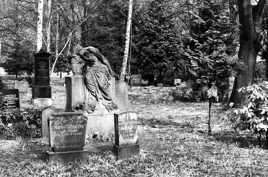 Crying For The Dead Photograph - Crying For The Dead by John Rizzuto