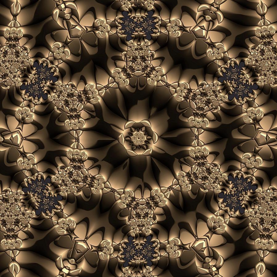 Light Digital Art - Crystal 20 by Robert Thalmeier