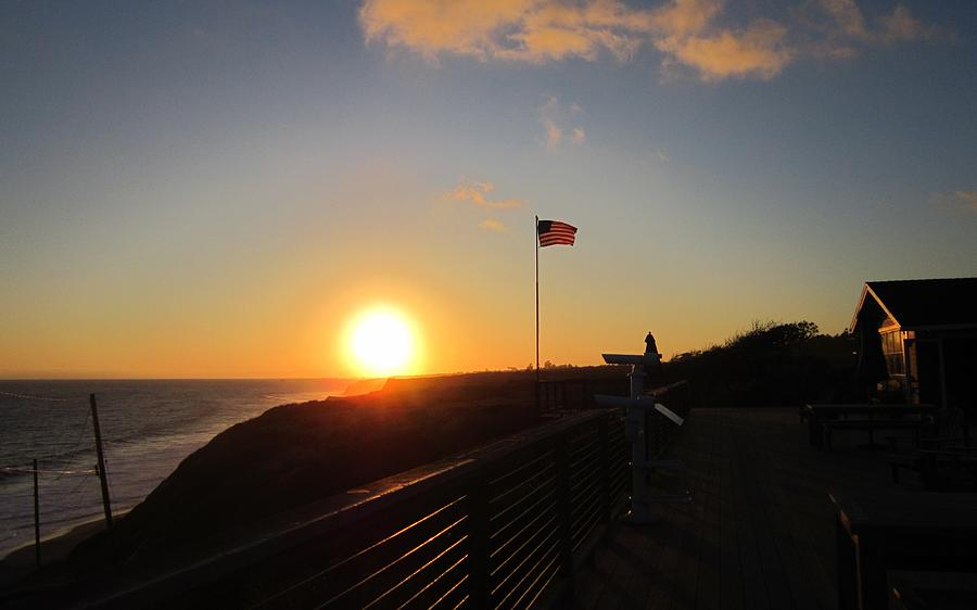 Crystal Cove 4th Of July Photograph