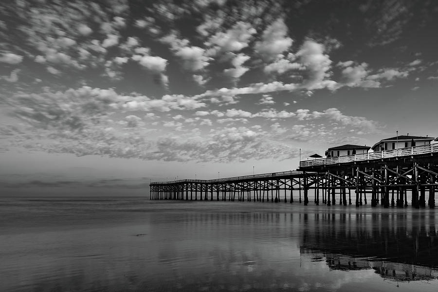 San Diego Photograph - Crystal In Chrome by TM Schultze