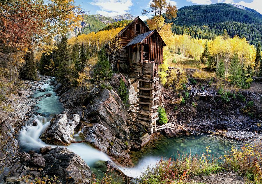 Crystal Mill  by David Soldano