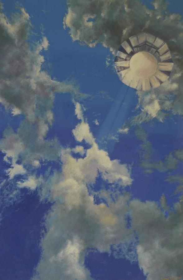 Crystal sky by George Tuffy