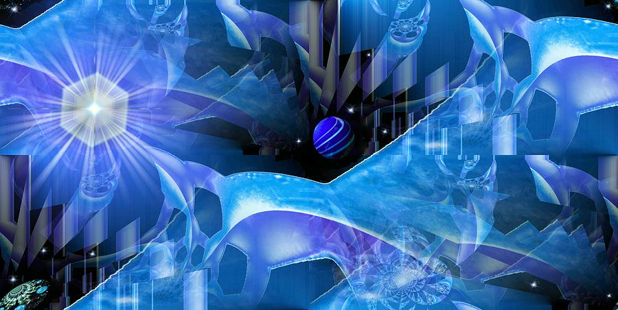Crystal Universe Mixed Media