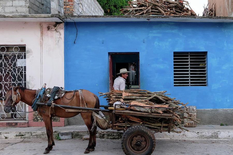 Cuba #12 by Chris Buckley