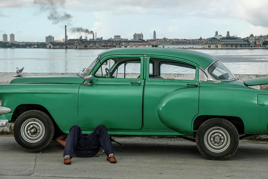 Cuba #2 by Chris Buckley