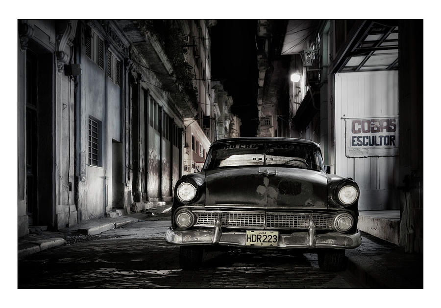 All Photograph - Cuba 20 by Marco Hietberg