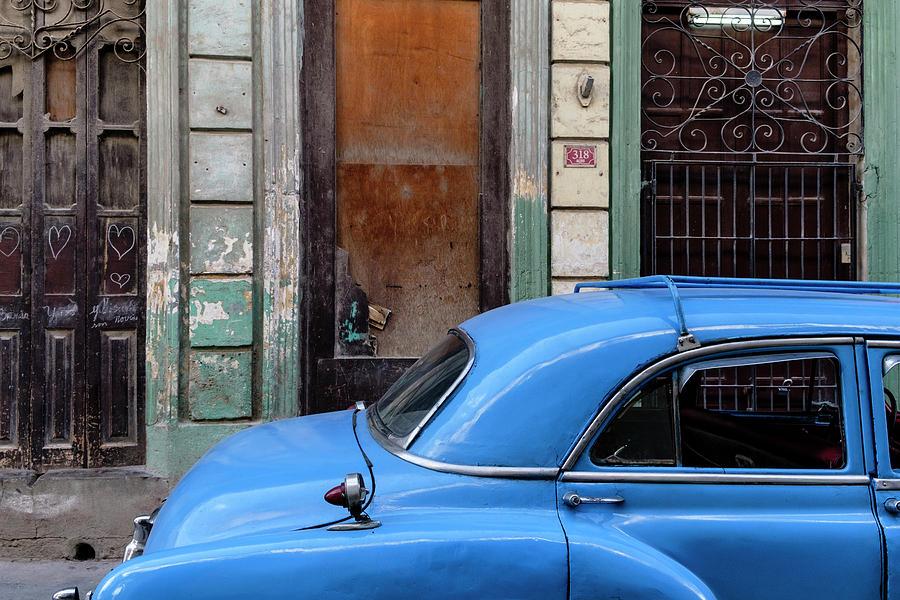 Cuba #5 by Chris Buckley