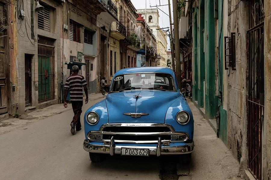 Cuba #6 by Chris Buckley