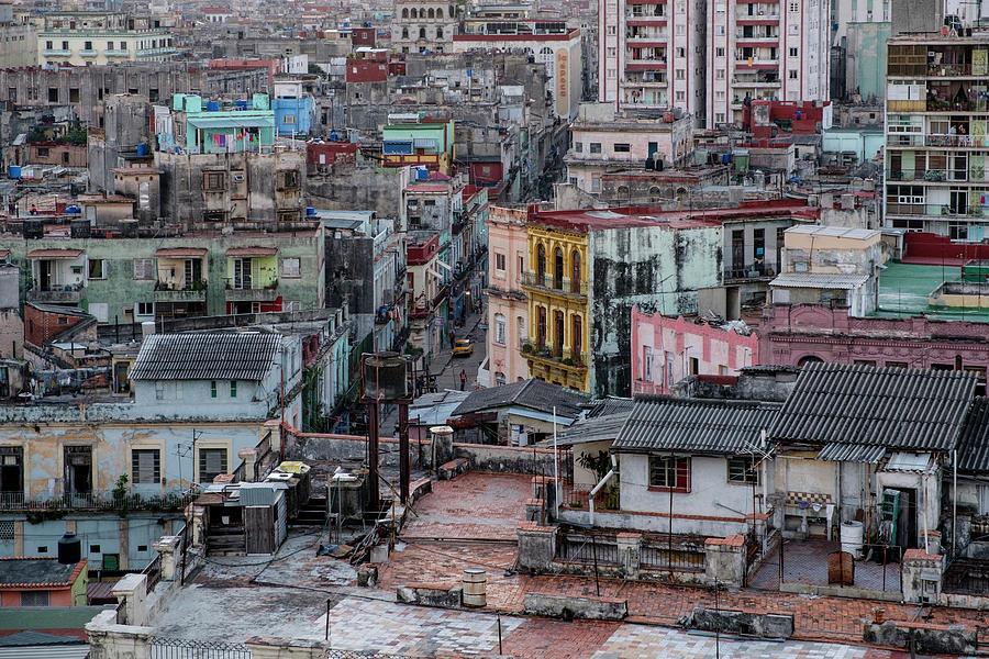 Cuba #9 by Chris Buckley