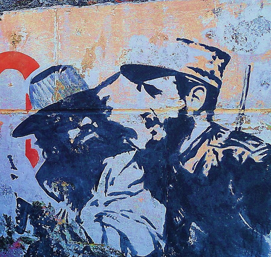 Cuba Fidel Che Photograph by Yury Bashkin