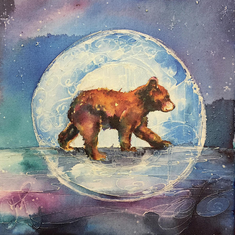 Cubbie Bear by Christy Freeman Stark