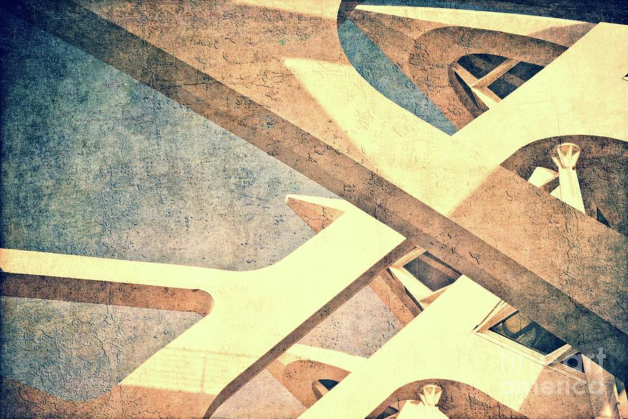 Santiago Calatrava Photograph - Cubist - Valencia by Mary Machare