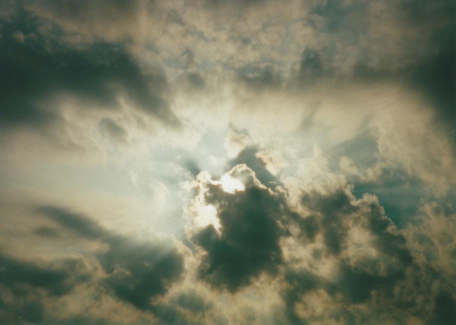 Sky Photograph - Cullman Alabama by Gene Linder