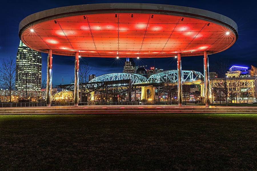 Cumberland Park Night by Josh Bryant