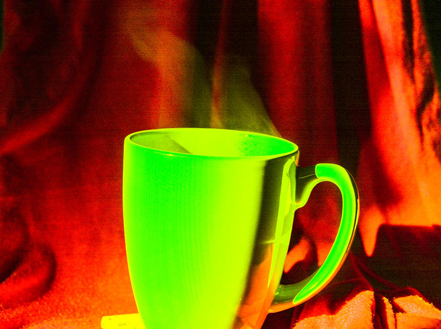 Cup Photograph - cup by Dhara Kacha