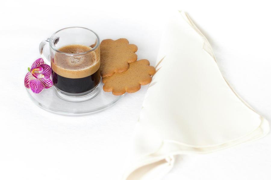 Cup of Espresso by Yelena Rozov