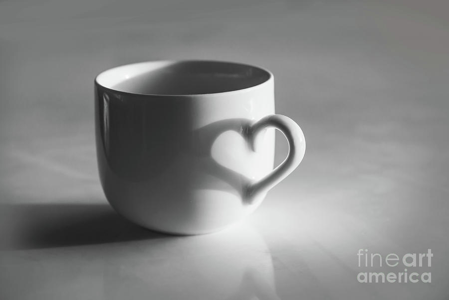 Mother's Day Photograph - Cup Of Love by Delphimages Photo Creations