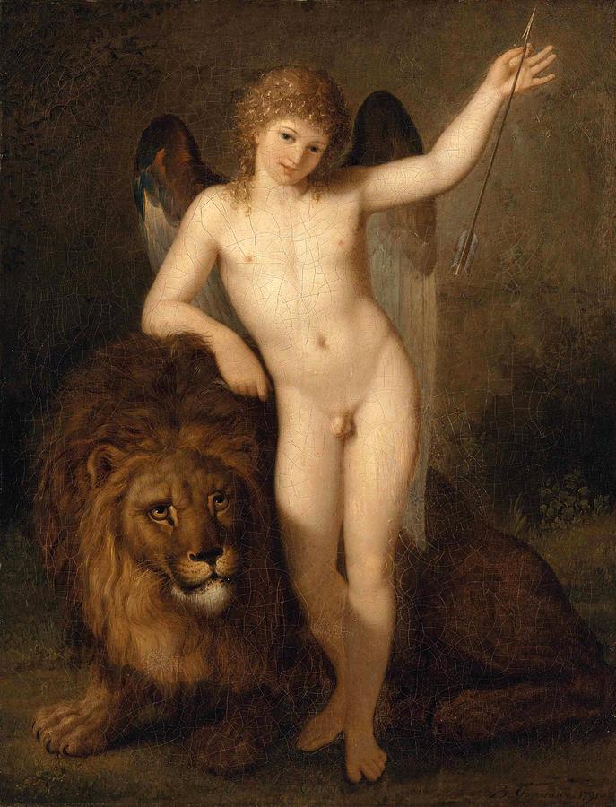 cupid greek mythology