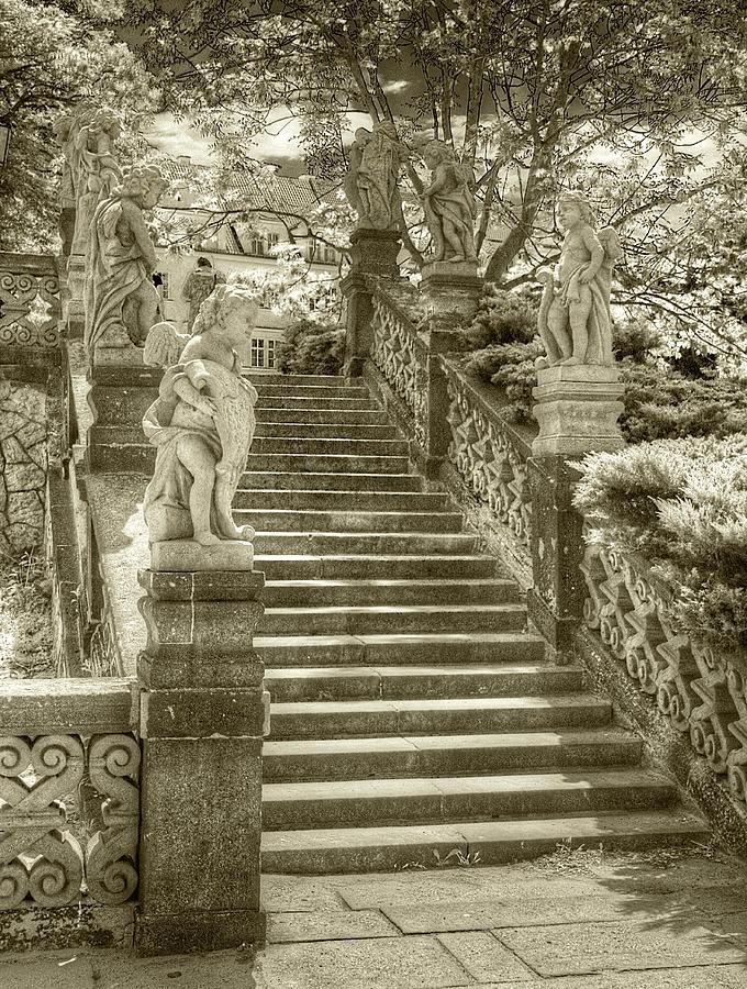 Cupids Stairway by Michael Kirk