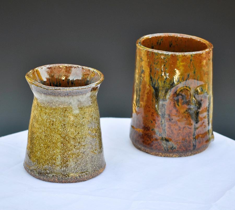 Cups by Kristen R Kennedy