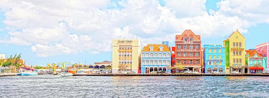 Curacao Awash Photograph