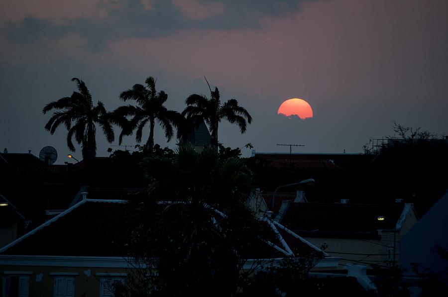 Curacao Sun Rise Photograph